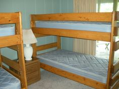 Lake House Bunk Beds