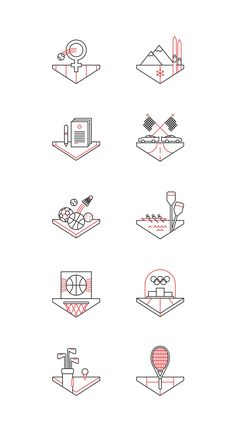 Icons for ESPN by timboelaars