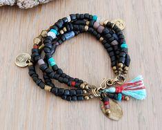 om and buddha bracelet   by OmSaha