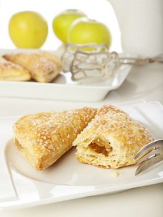 Sweet Recipe: Apple Walnut Gorgonzola Turnovers