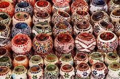 Image result for turkish candle lamp