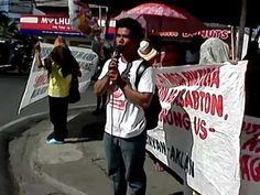 """Oust Aquino!"" ---Aklanon Yolanda Survivors"