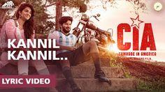 Kannil Kannil Full Audio Song Comrade In America - Lyrical Video - Dulquer Audio Songs, Lead Role, Movie Stars, Tv Series, Lyrics, America, Entertaining, Film, Music