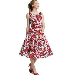 butterick B5748, Retro Dress