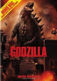 From visionary new director Gareth Edwards comes a powerful story of human courage and reconciliation in the face of titanic forces of nature, when the awe-inspiring Godzilla rises to restore balance as humanity stands defenseless.  Sci-Fi/Action, Rated PG-13, 123 min. http://ccsp.ent.sirsi.net/client/hppl/search/results?qu=godzilla+cranston&te=&lm=HPLIBRARY&dt=list