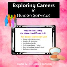 900 Career Exploration For Middle School And Secondary Classrooms Ideas In 2021 Career Exploration Secondary Classroom Project Based Learning