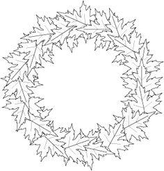 Maple Wreath (MBG1793)