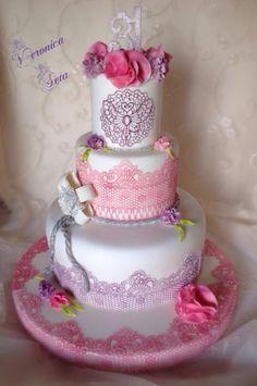 A romantic cake!