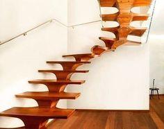 Nice stair design  . . . _________________________ #design #art #artist #creative #industrialdesign #designstudio #designinspiration #furniture #furnituredesign #beautiful #homedecor #woodworking #woodwork #woodshop #craft #diy #woodcraft #tools #carpenter #carpentry #chisel #handplane #roubo #dovetails #workbench #handtools #handmade #woodcarving #logcabin