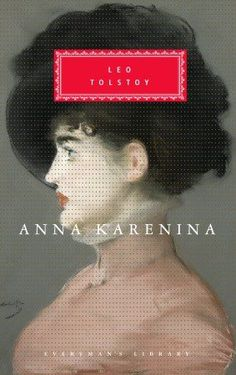 """Happy families are all alike; every unhappy family is unhappy in its own way."" Anna Karenina, Leo Tolstoy"