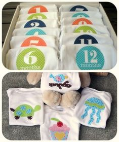 Baby onesies!! by Mamalia1127