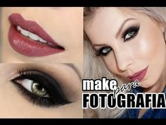 MAKE PARA FOTOS #PARTE1 #ESTÚDIO - YouTube