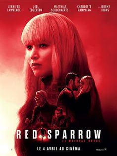 "SPEEDKRITIKS: SPEEDKRIRIK 1465 ""Red Sparrow"" (2018) F. Lawrence"