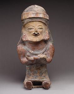 La figura que detiene al niño [Ecuador; Bahía] (1991.436.6) | Heilbrunn Cronología de Historia del Arte | El Museo Metropolitano de Arte