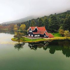 Bolu Lake, TURKEY