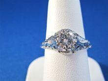 .75 Carat Diamond Vintage Ring