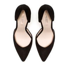 HIGH HEEL VAMP SHOE - High - heels - Shoes - Woman | ZARA United States