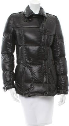 Shop Now - >  https://api.shopstyle.com/action/apiVisitRetailer?id=616664116&pid=uid6996-25233114-59 Burberry Quilted Down Jacket  ...