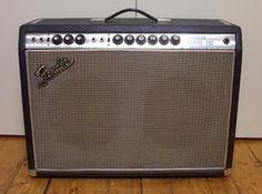 Fender Vibrolux Reverb