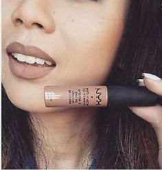 NYX Soft Matte Lip Cream :: DUBAI | Lip colors