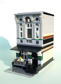 Lego - C:\ Coffee Shop | Flickr - Photo Sharing!