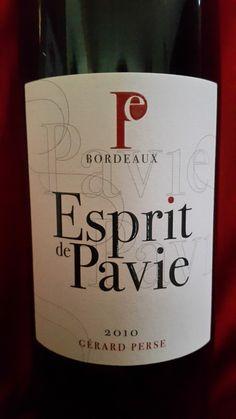 Esprit de Pavie Gran Vin de Bordeaux 2010 – Blog do Jeriel