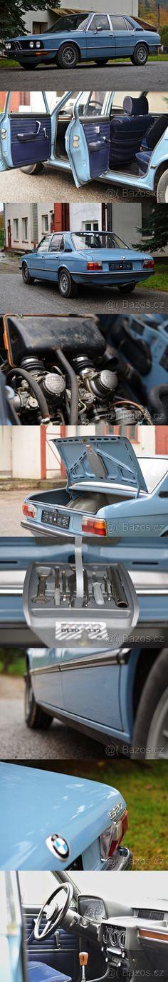 BMW E12 520i 1974