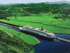 Panama Canal Partial Transit - Panama Tour Excursions, Attractions ...