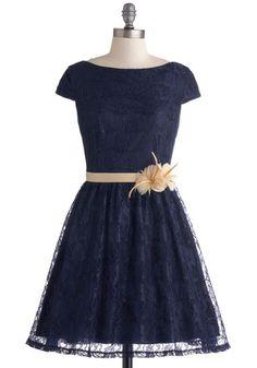 very pretty a-line dress