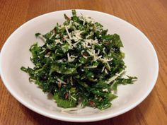 Recipe: Tuscan Kale salad
