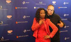 Lori Glori & @DJ Tomekk at RED BALLROOM Afterwork Party by Detroit Gary Wiggins - every Monday at ICD