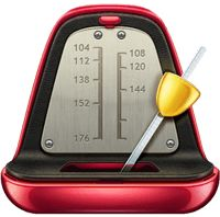 「真正節拍器」幫你精準抓住節奏(iPhone, Android)