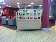 These are available in any size and colour lower panel. Timber Screens, Bespoke Design, Trellis, Cleaning Wipes, Layout, Flooring, Colour, Free, Custom Design