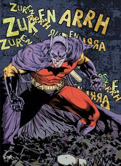 Batman Zur En Arrh