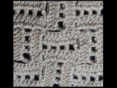 Crochet : Punto Escalera # 2