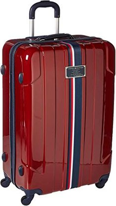 Shop a great selection of Tommy Hilfiger Lochwood 28 Inch Spinner Luggage, Burgundy, One Size. Find new offer and Similar products for Tommy Hilfiger Lochwood 28 Inch Spinner Luggage, Burgundy, One Size.