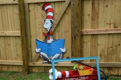 First Birthday/Dr. Seuss Birthday Party Ideas | Photo 1 of 56 | Catch My Party