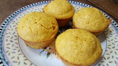 A year or so ago I decided to experiment with a recipe and came up with an awesome but so simple Jiffy Sweet Potato Cornbread Muffins . Sweet Potato Cornbread, Jiffy Cornbread Recipes, Cornbread Muffins, Pumpkin Butter, Canned Pumpkin, Pumpkin Spice, Pumpkin Head, Thanksgiving Recipes, Thanksgiving 2017