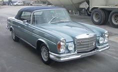 1966 Mercedes-Benz 250 SE Cabriolet