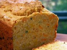 Get Triple Corn Quick Bread Recipe from Food Network