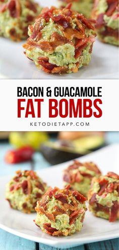 These tasty savory bacon Keto Fat, Low Carb Keto, High Fat Keto Foods, Keto Finger Foods, Ketogenic Recipes, Keto Recipes, Dinner Recipes, Breakfast Recipes, Diet Breakfast