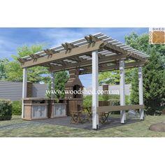 Вы мечтаете создать в собственном саду #уют и #комфорт? Обожаете цветы и беседки для приятного времяпровождения с близкими людьми? #Пергола_из_дерева – эксклюзивное сооружение, способное преобразить территорию вокруг дома и организовать уголок для отдыха. #Woodshed предлагает оригинальные проекты конструкций из древесины. #Разнообразие_форм, #размеров, #оттенков покраски и декоративных элементов позволяет выбрать #идеальный #вариант для Вашей дачи или загородного дома. Выберите проект…