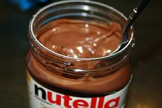 nutella for days ♡