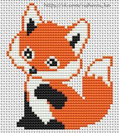 Pattern fox