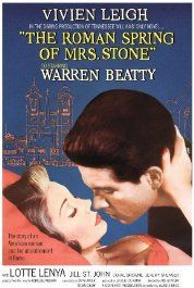 The Roman Spring of Mrs. Stone (1961) Poster