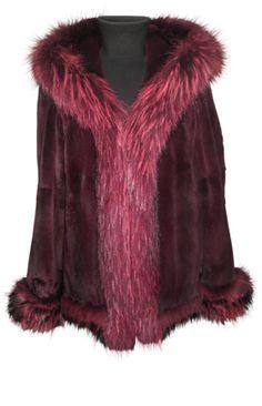 The Jacksons, Mink, Parka, Jr, Fur Coat, Campaign, Fashion, Moda, Fashion Styles