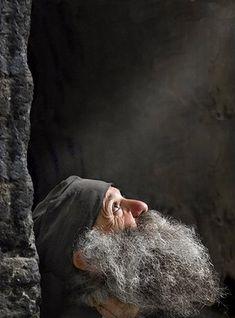 Romanian monk - Calugar