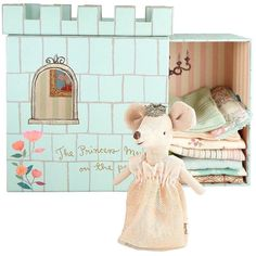 Princesas entre algodones  #maileg #princessandthepea #kmfamilyshop #preparandolanavidad #barcelona #instashop