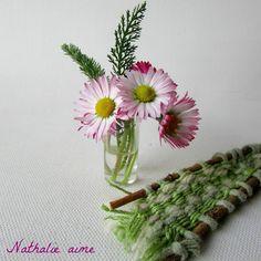 Nathalie M: SC & More # 317 - inspiration végétale...