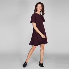 Asimetrik Kupra Elbise